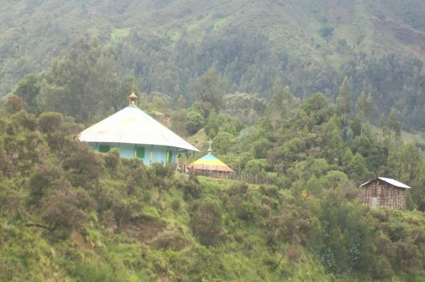 Haro Wonchi Monastery