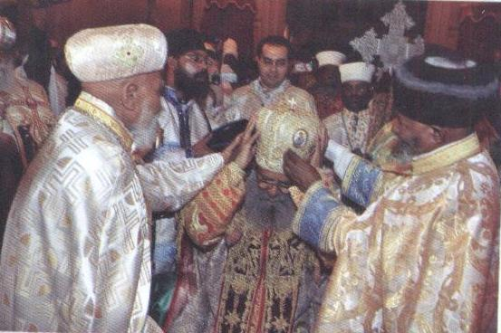 Enthronment of His Holiness Abune Mathias